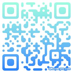 QR code with logo 1rQZ0