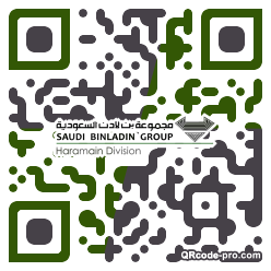 QR code with logo 1rSX0