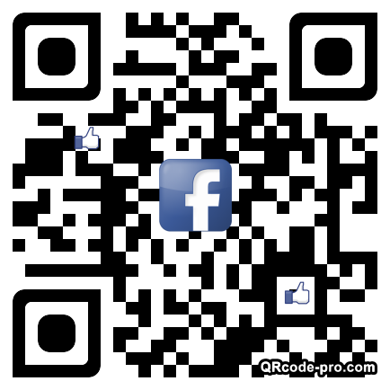 QR code with logo 1rSt0