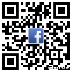 QR code with logo 1rTY0