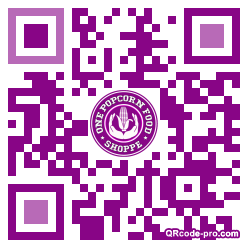 QR code with logo 1rVW0