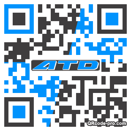 QR code with logo 1rWl0