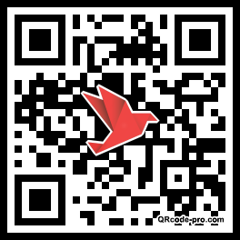 QR code with logo 1raN0