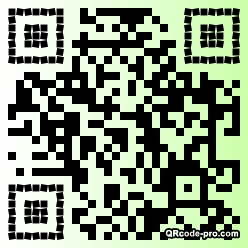 QR code with logo 1rbn0