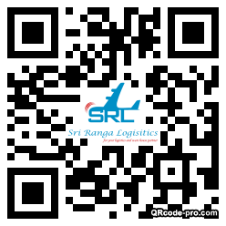 QR code with logo 1rce0