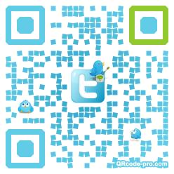 QR code with logo 1rcs0