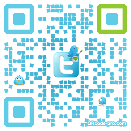 QR code with logo 1rcs0