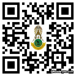 QR code with logo 1rd00
