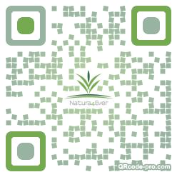 QR code with logo 1rdx0
