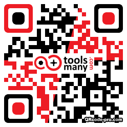 QR code with logo 1re50