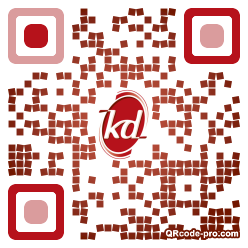 QR code with logo 1res0