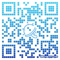 QR code with logo 1rff0