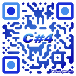 QR code with logo 1rgE0
