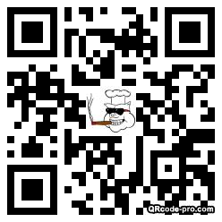 QR code with logo 1rhF0