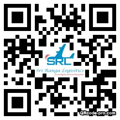 QR code with logo 1rht0