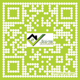 QR code with logo 1rj70