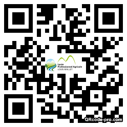 QR code with logo 1rjD0