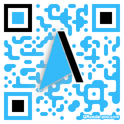 QR code with logo 1rjg0