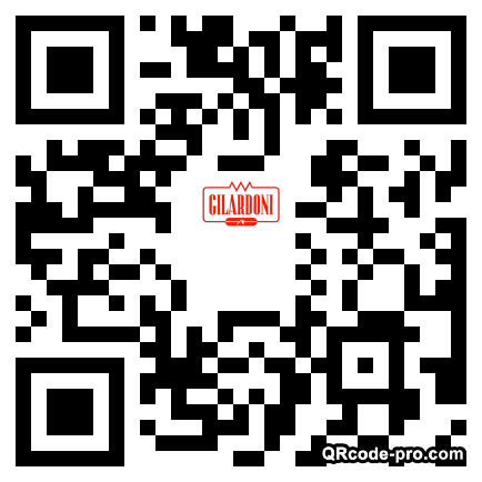 QR code with logo 1rjn0