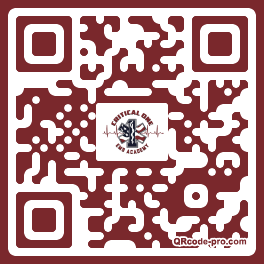 QR code with logo 1rm00