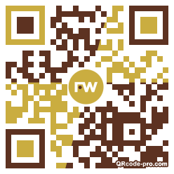 QR code with logo 1rmS0
