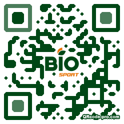 QR code with logo 1rmd0