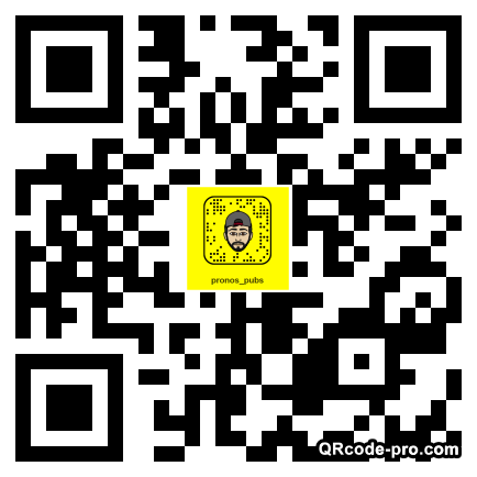 QR code with logo 1rnA0