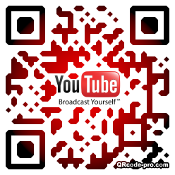 QR code with logo 1rnV0