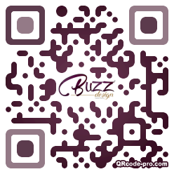 QR code with logo 1rtS0