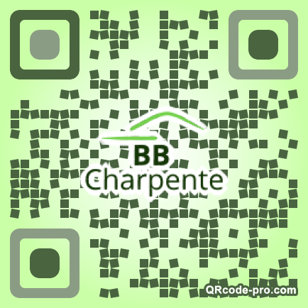 QR code with logo 1rxE0