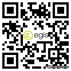 QR code with logo 1s0P0