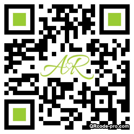 QR code with logo 1s0k0