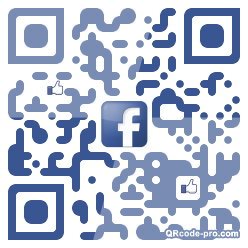 QR code with logo 1s0n0