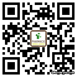 QR code with logo 1s1s0