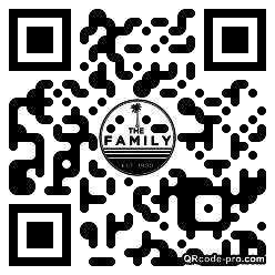 QR code with logo 1s260