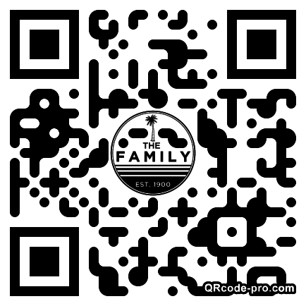 QR code with logo 1s2b0