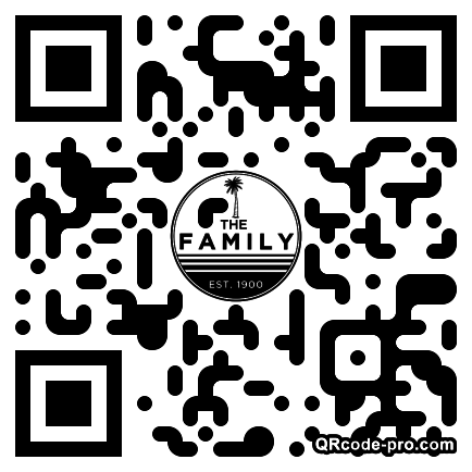 QR code with logo 1s2j0