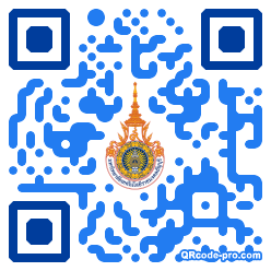 QR code with logo 1s330