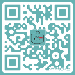 QR code with logo 1s340