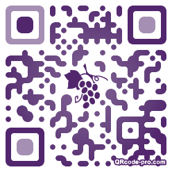 QR code with logo 1s450