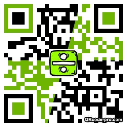 QR code with logo 1s4H0