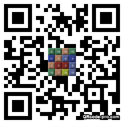 QR code with logo 1s5J0