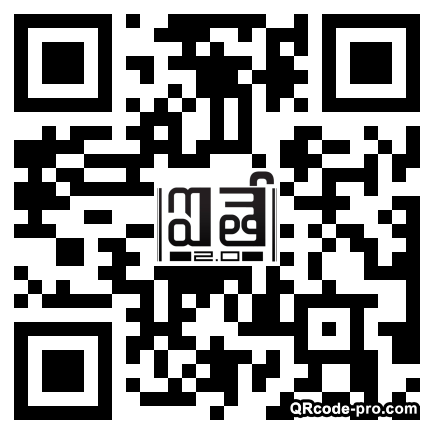 QR code with logo 1s6J0