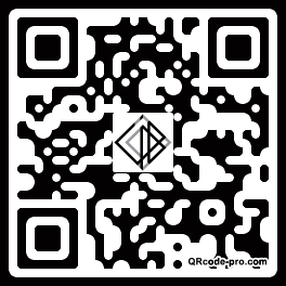 QR code with logo 1s960