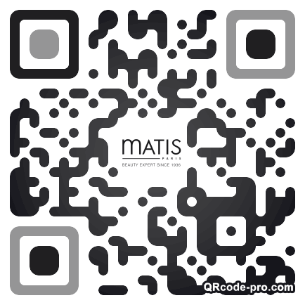 QR code with logo 1sD70