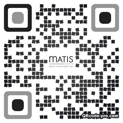 QR code with logo 1sD80