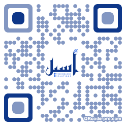 QR code with logo 1sEF0