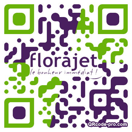 QR code with logo 1sGE0