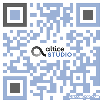 QR code with logo 1sI00