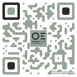 QR code with logo 1sK30